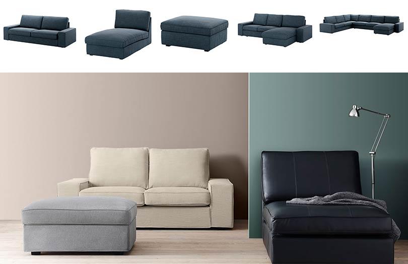 test canap kivik avantages et inconv nients. Black Bedroom Furniture Sets. Home Design Ideas