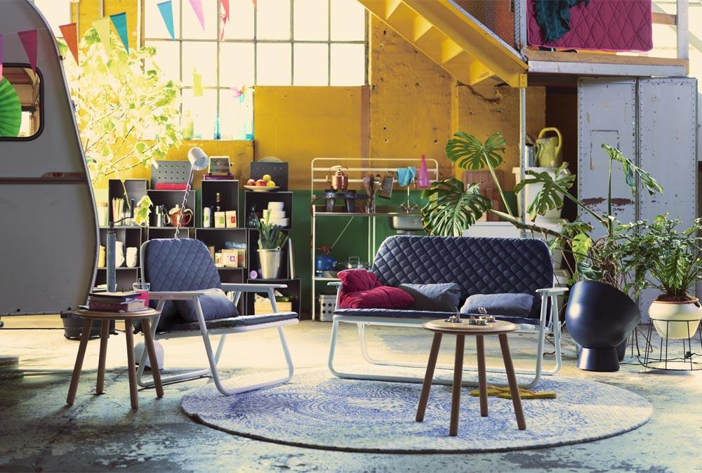 ikea d voile sa nouvelle collection ps 2017. Black Bedroom Furniture Sets. Home Design Ideas