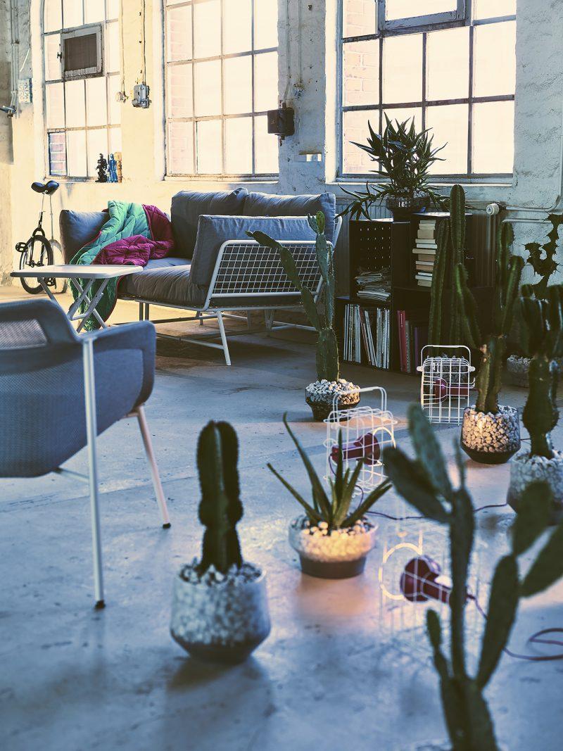 Ikea PS 2017 deco plantes