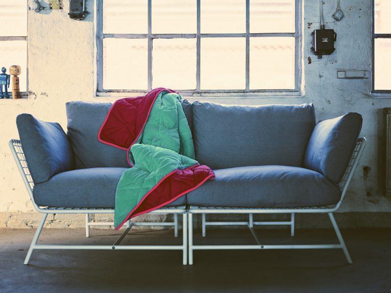 Ikea PS 2017 canapé gris