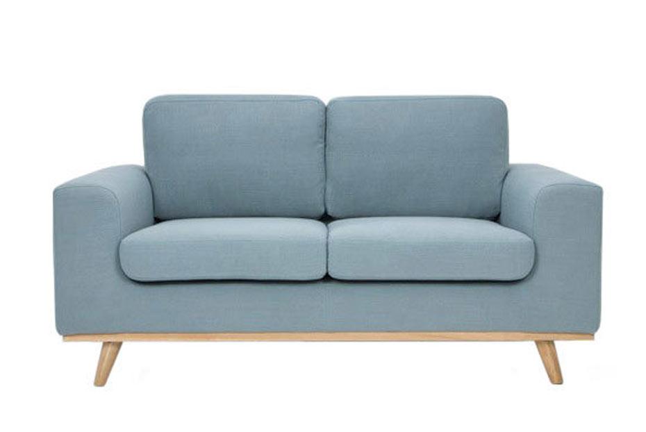 Canape Bleu Gris | Mobilier & Décoration