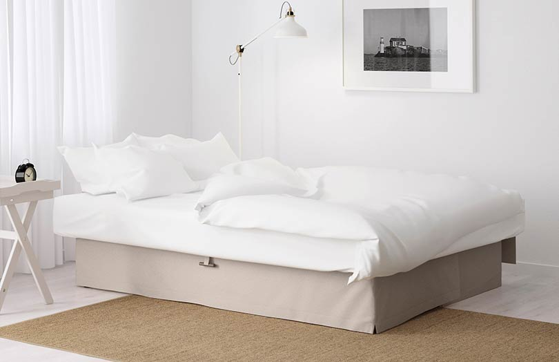 Matelas pour convertible ikea for Ikea canape convertible