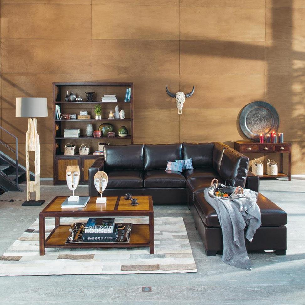 Test et avis du canap convertible kennedy style industriel for Canape style loft
