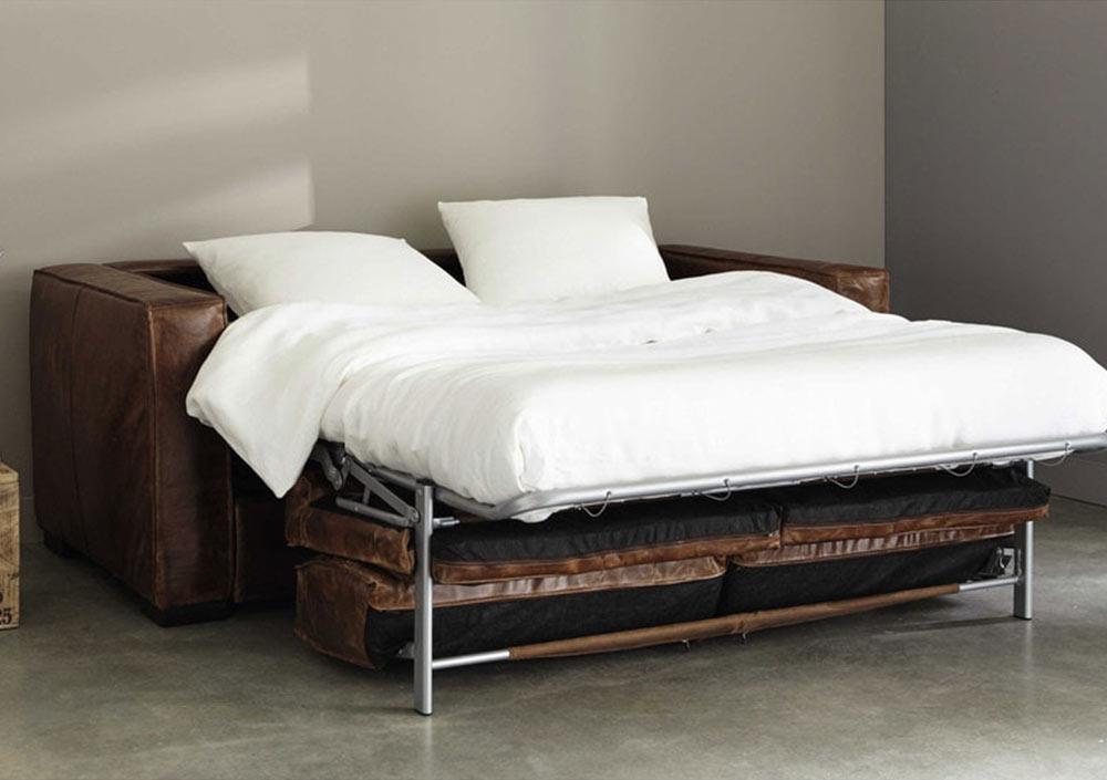 test du canap convertible berlin de maisons du monde avis. Black Bedroom Furniture Sets. Home Design Ideas