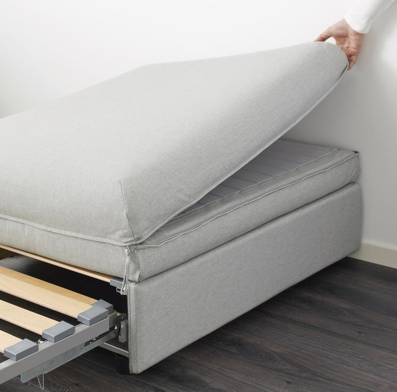 test avis du canap modulable ikea vallentuna. Black Bedroom Furniture Sets. Home Design Ideas
