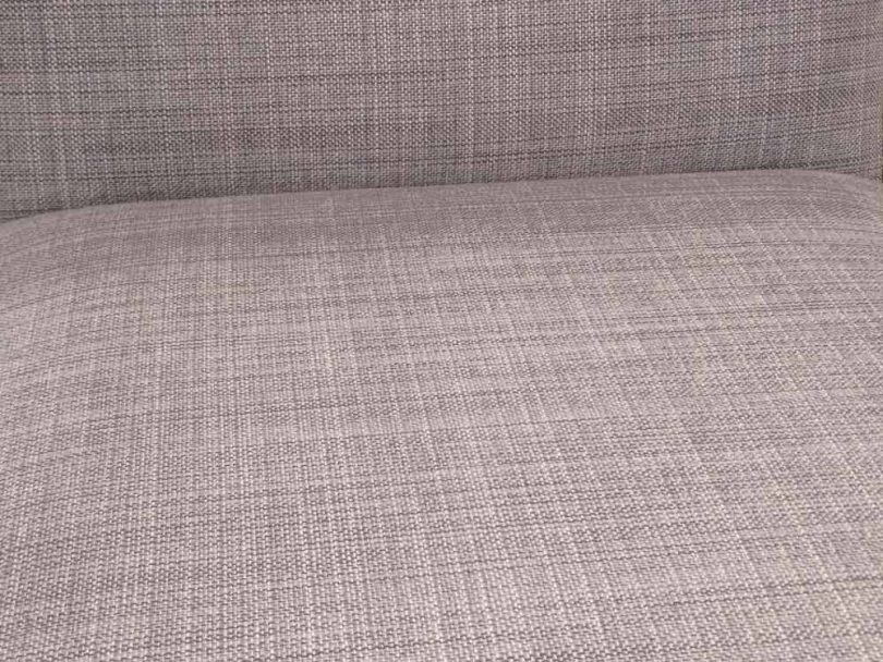 tissu gris chiné ekenaset ikea