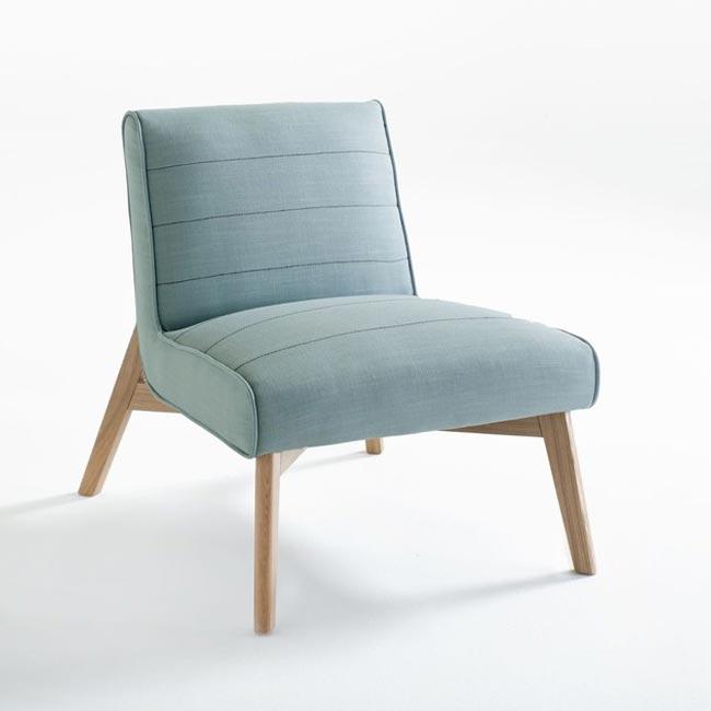 fauteuil jimi bleu celadon