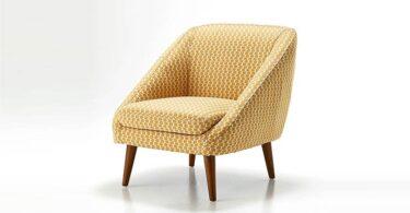 fauteuil Séméon style vintage de La Redoute Interieurs