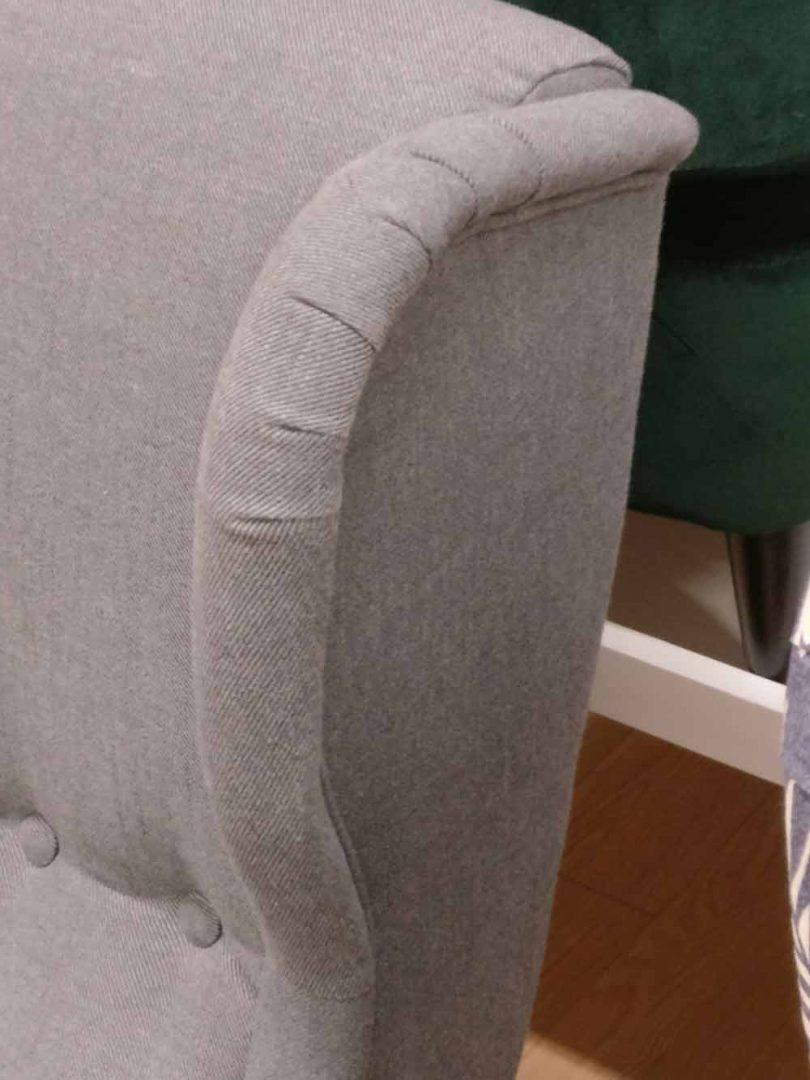 fauteuil à oreilles ikea