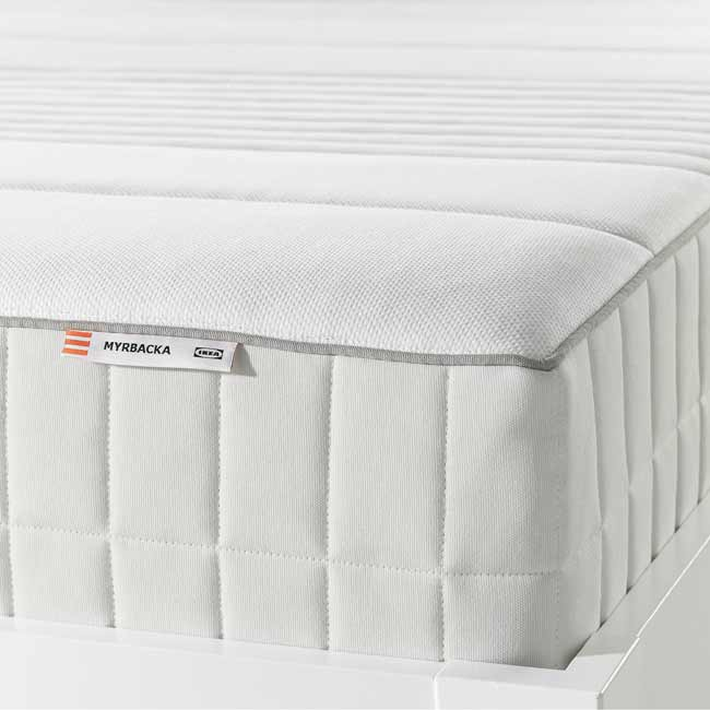 que valent les matelas ikea retrouvez tous les avis clients certifi s. Black Bedroom Furniture Sets. Home Design Ideas