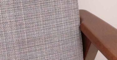 tissu chiné gris ekenaset ikea