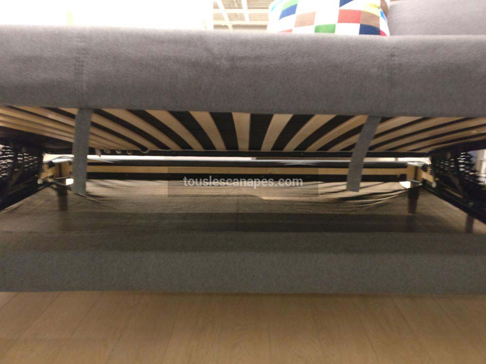 Test et avis du canap convertible flottebo de chez ikea - Ikea coffre de rangement ...
