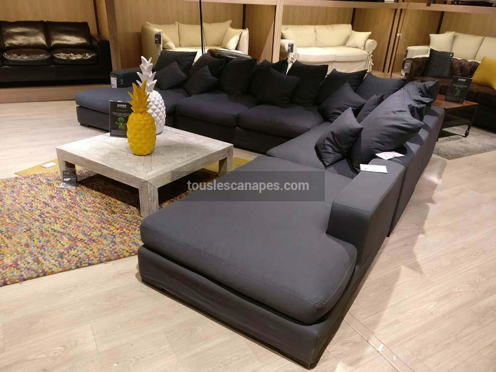 canaps maison du monde interesting maison du monde canape lit saclection canapac convertible. Black Bedroom Furniture Sets. Home Design Ideas