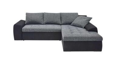 test et avis du canap convertible samia de conforama. Black Bedroom Furniture Sets. Home Design Ideas