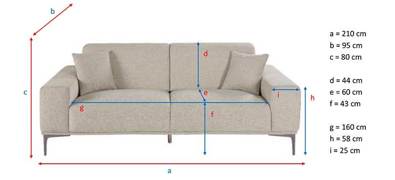 test et avis canap tokyo de maisons du monde. Black Bedroom Furniture Sets. Home Design Ideas