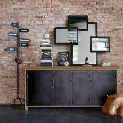 soldes un int rieur cosy prix r duit chez maisons du monde. Black Bedroom Furniture Sets. Home Design Ideas