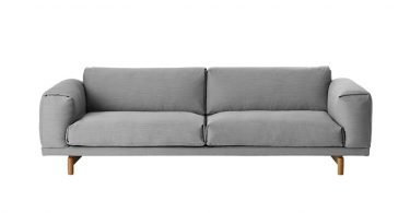 Avis canapé Rest de Muuto marque de luxe