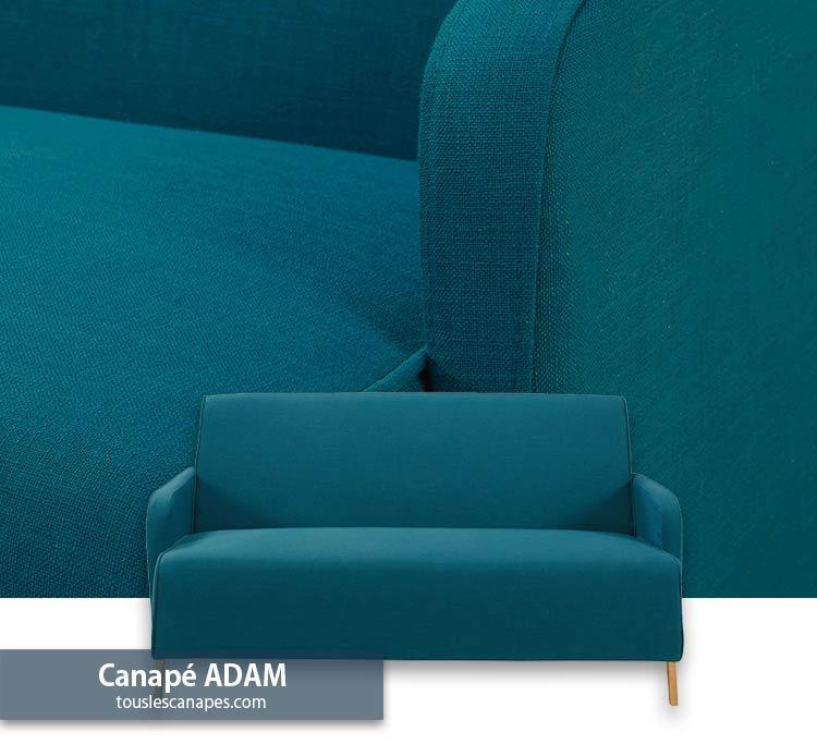 ▷ Canapé Bleu : 20 modèles pour vous inspirer et décorer votre salon