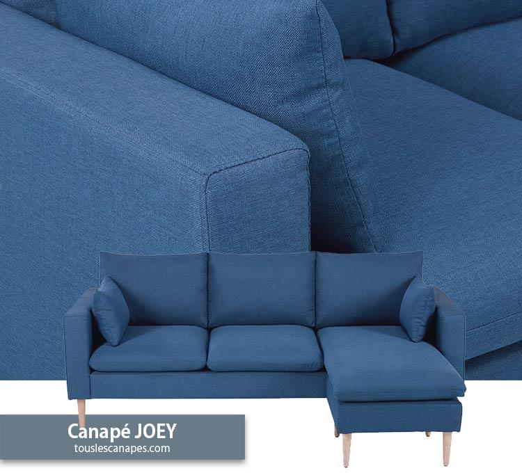 canap bleu 20 mod les pour vous inspirer et d corer votre salon. Black Bedroom Furniture Sets. Home Design Ideas