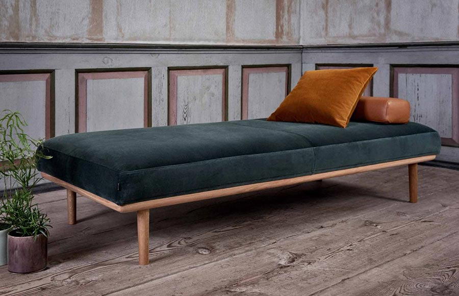 Daybed banquette lit bolia