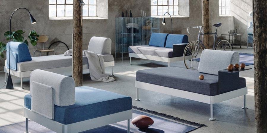 Canapé delaktig Ikea