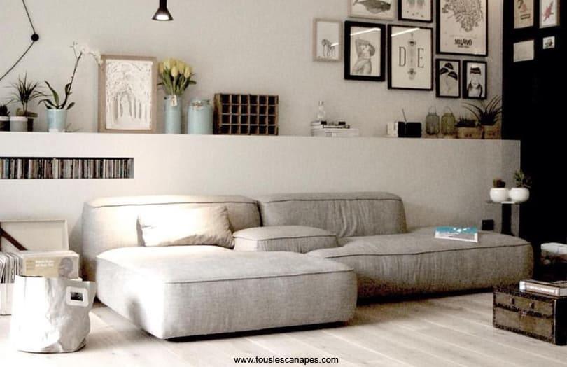 guide du canap convertible design. Black Bedroom Furniture Sets. Home Design Ideas