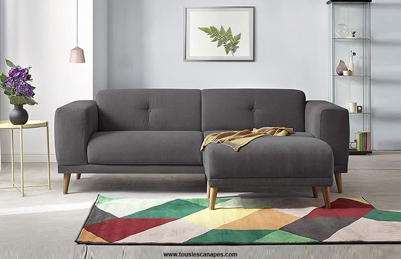 test avis canap luna de la marque bobochic. Black Bedroom Furniture Sets. Home Design Ideas