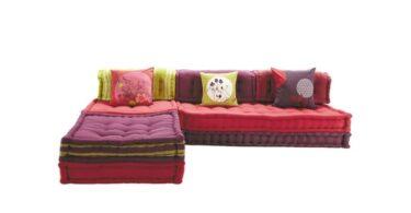 Canapé d'angle futon Kimimoi de Maisons du Monde