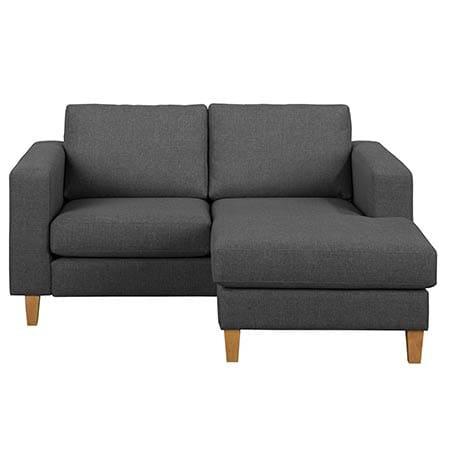 Petit canapé d'angle Maison 3 de Home24
