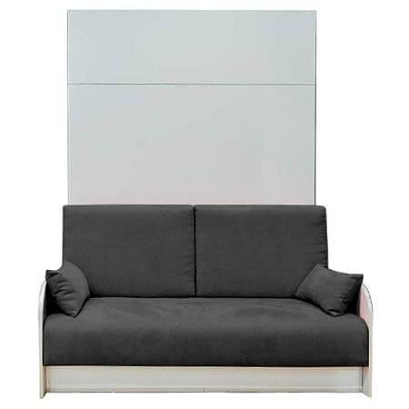 lit escamotable avec canapé Space Sofa