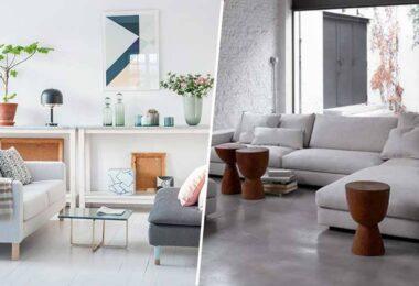 choisir 1 canapé d'angle ou 2 canapés simples dans son salon