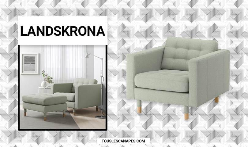 Test Avis Du Fauteuil Landskrona De Ikea Touslescanapes Com