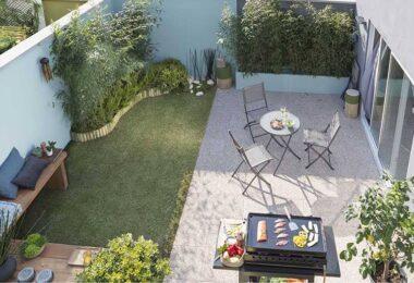 comment aménager son jardin extérieur de maison