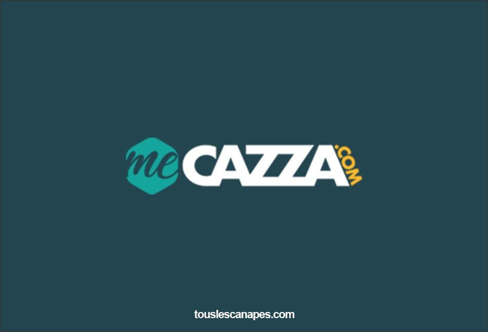 Marques de canapés MeCazza - Touslescanapes.com