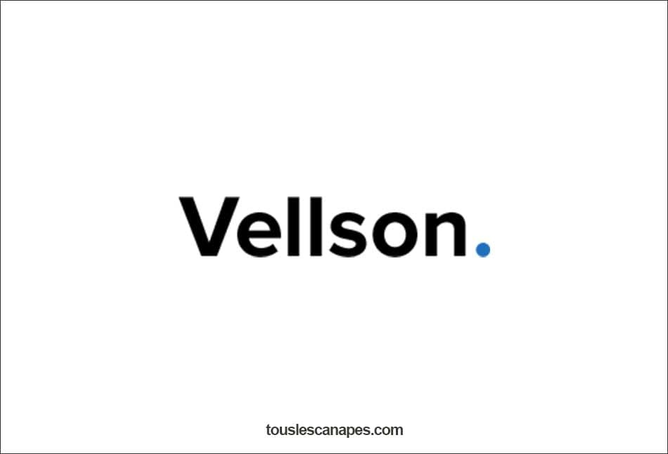 Marque de canapés Vellson - Touslescanapes.com