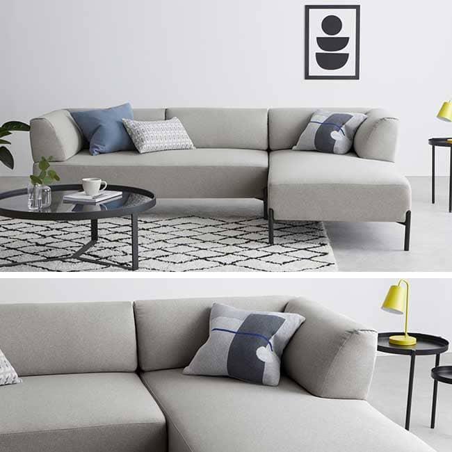 Avis canapé 4 places design Kiva - Touslescanapes.com