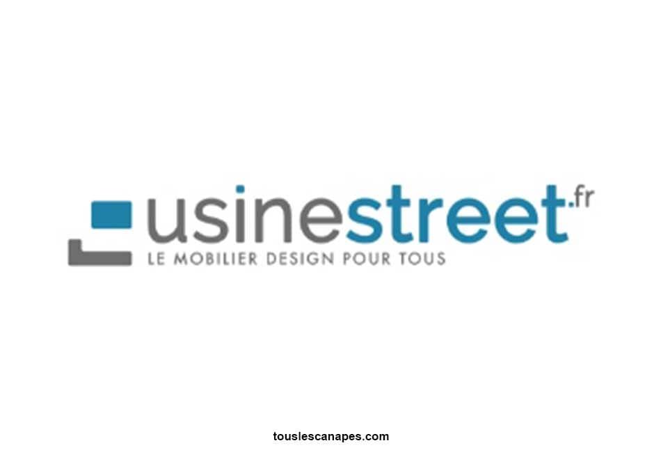 Avis canapés UsineStreet - touslescanapes.com