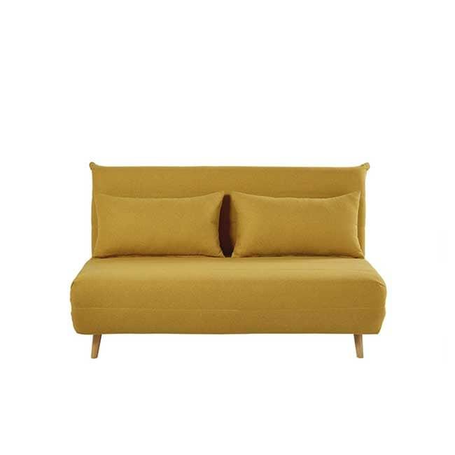 Petit canapé jaune Nio - Touslescanapes.com
