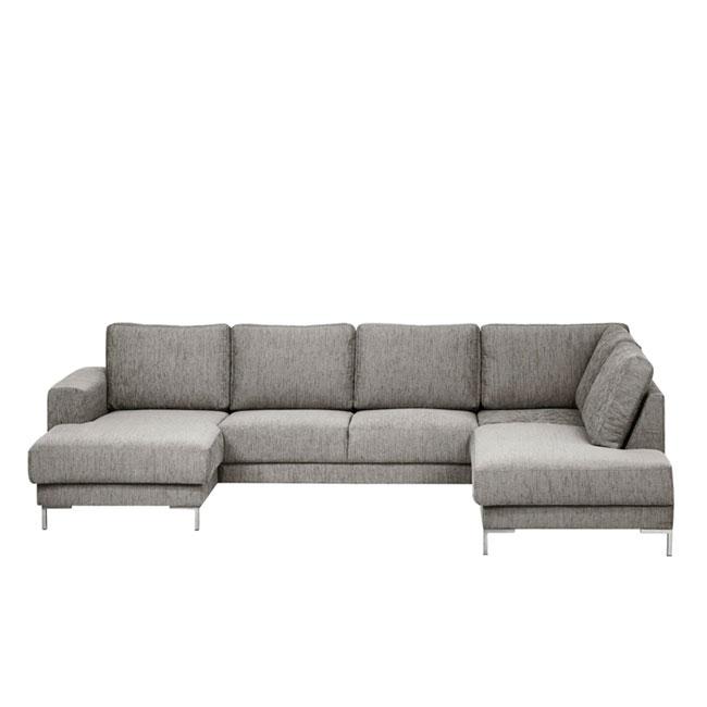 Grand canapé gris Summer - Touslescanapes.com