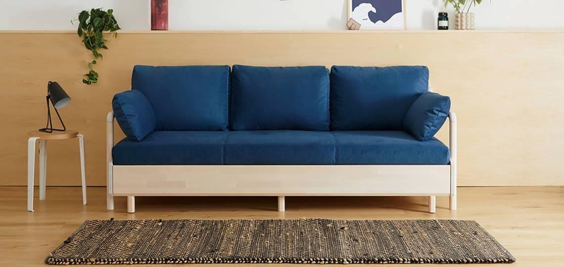 Meilleur canapé bleu